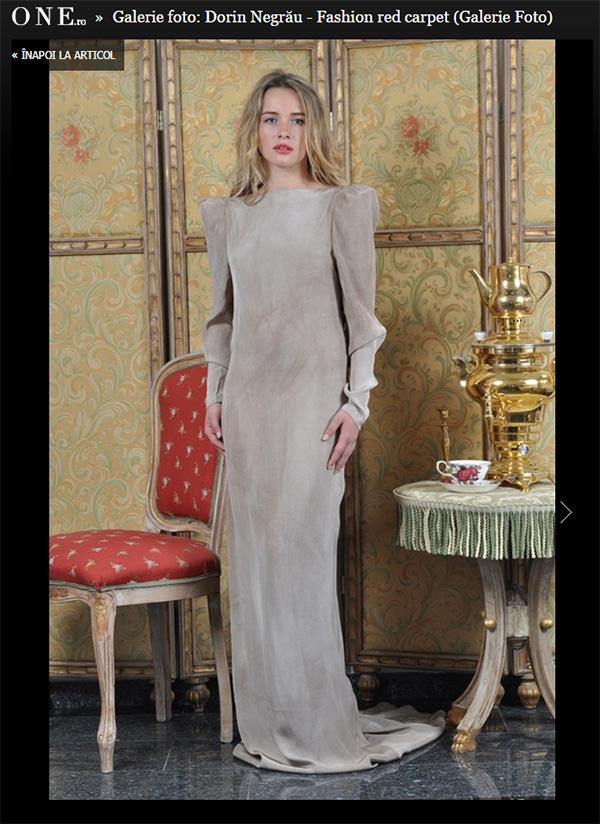 Dorin Negrău - Fashion red carpet