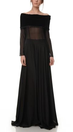 vestido CARMELITA