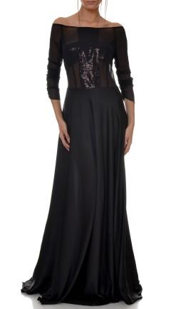 vestido GOTICA