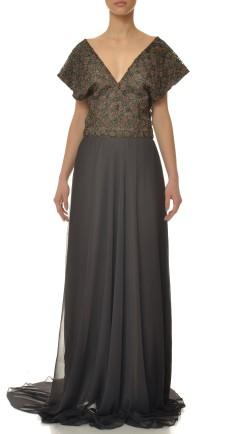 vestido BROCARD