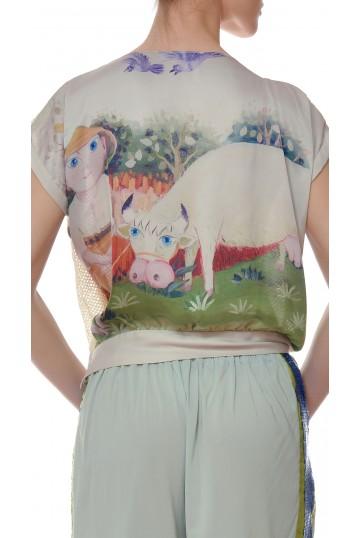 blusa IRINA