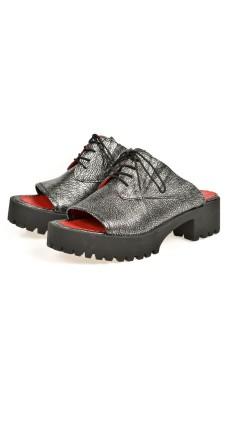 zapatos CHARLI metal