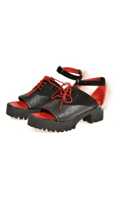 zapatos  CHARLIS black