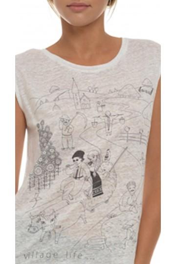 Camiseta doINX sat0111