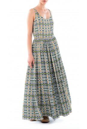 Vestido LOOK 2A print