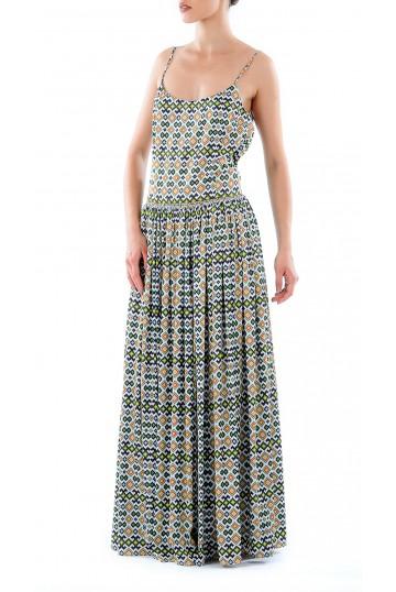 Vestido LOOK 3C print