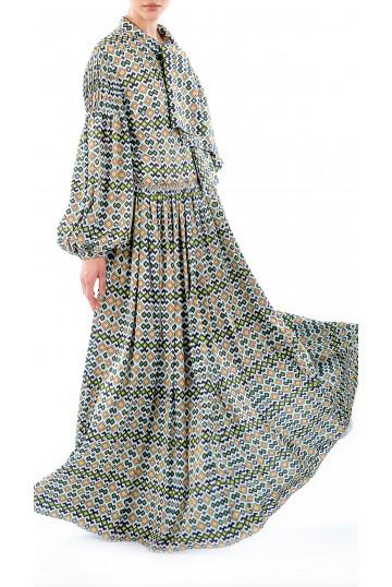 Vestido LOOK 15A print